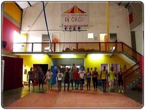 Ensaio Trupe Circus