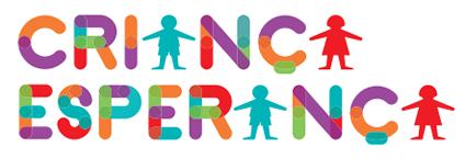 Logo da campanha Criança Esperança