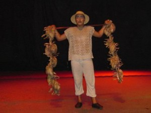 O Vendedor de Caranguejo (2005)