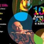 Debate com o Coletivo Angu de Teatro e com a Escola Pernambucana de Circo