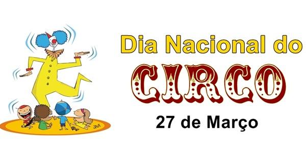 Dia Nacional do Circo